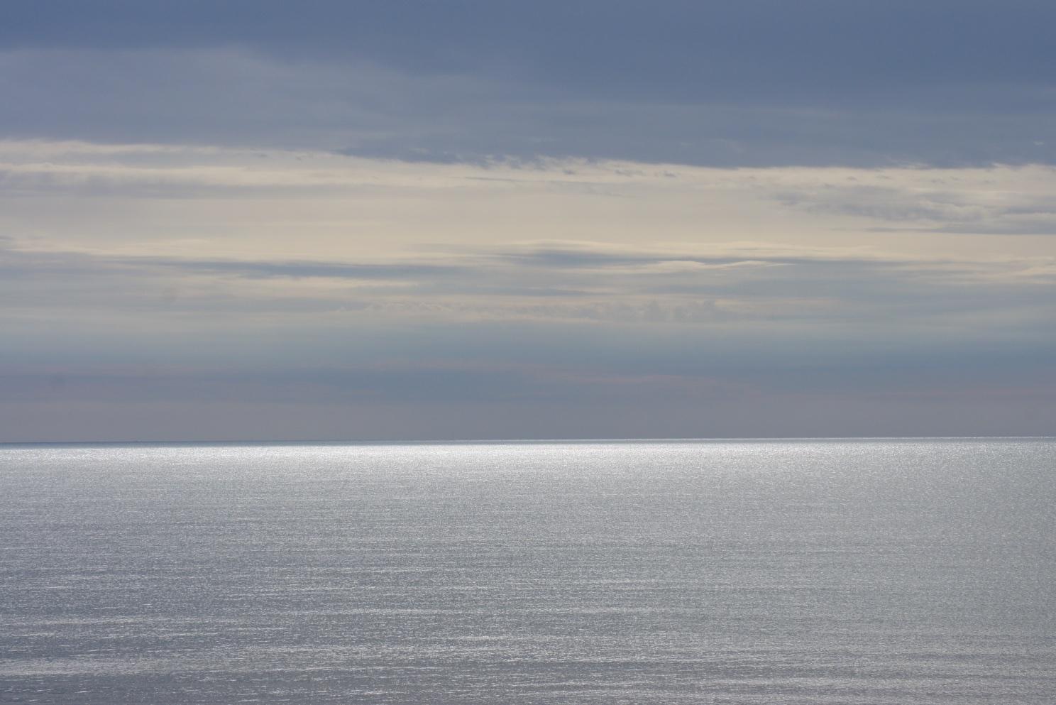 Mer argentée, Qerret, 11 septembre 2014