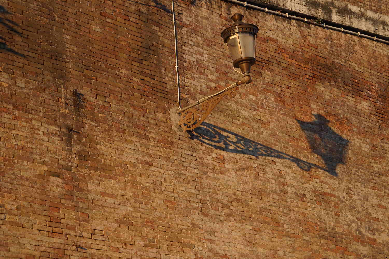 Lanterne et son ombre