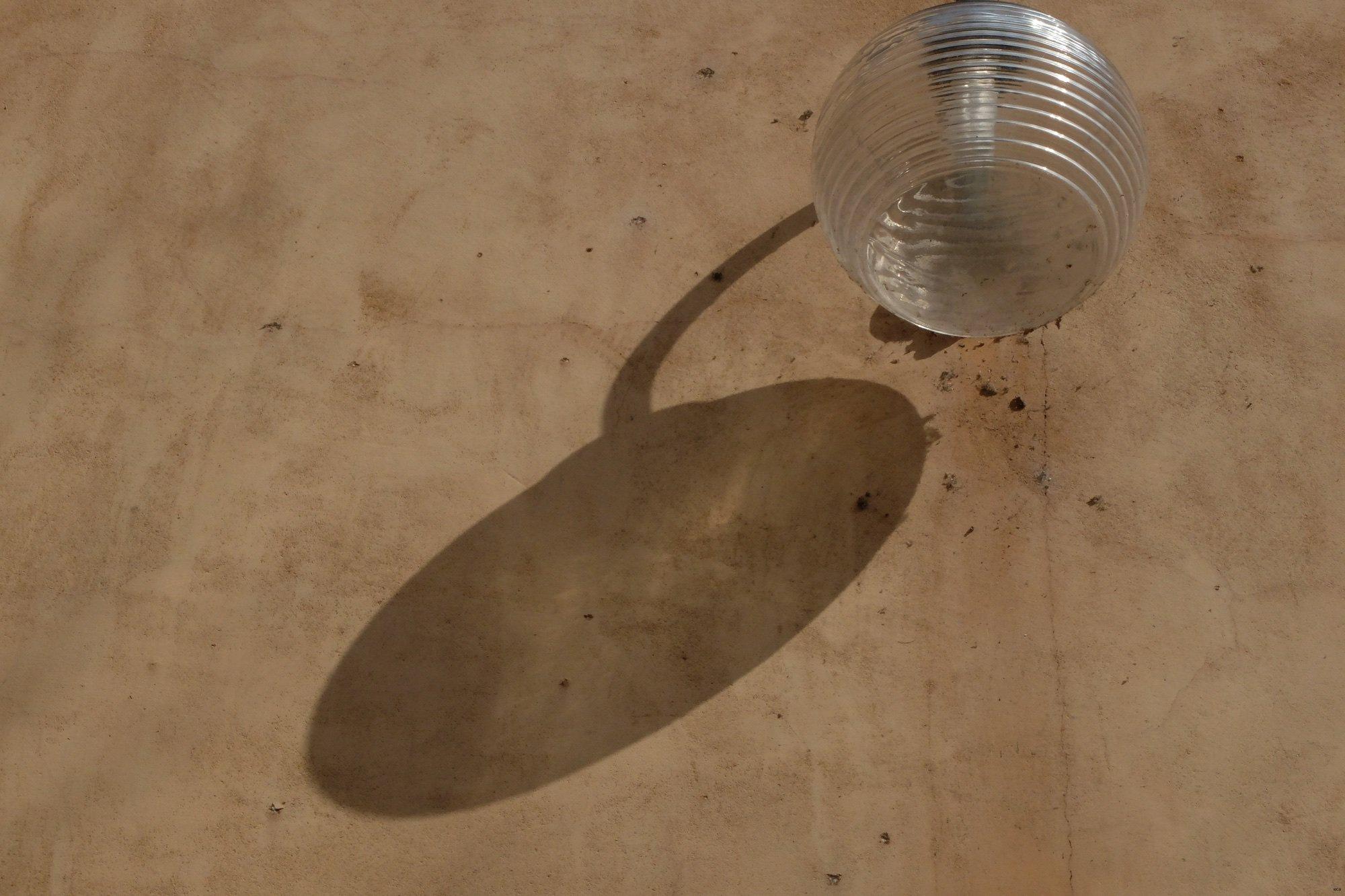 Ombre de lampe