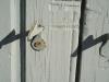 Ombre sur porte