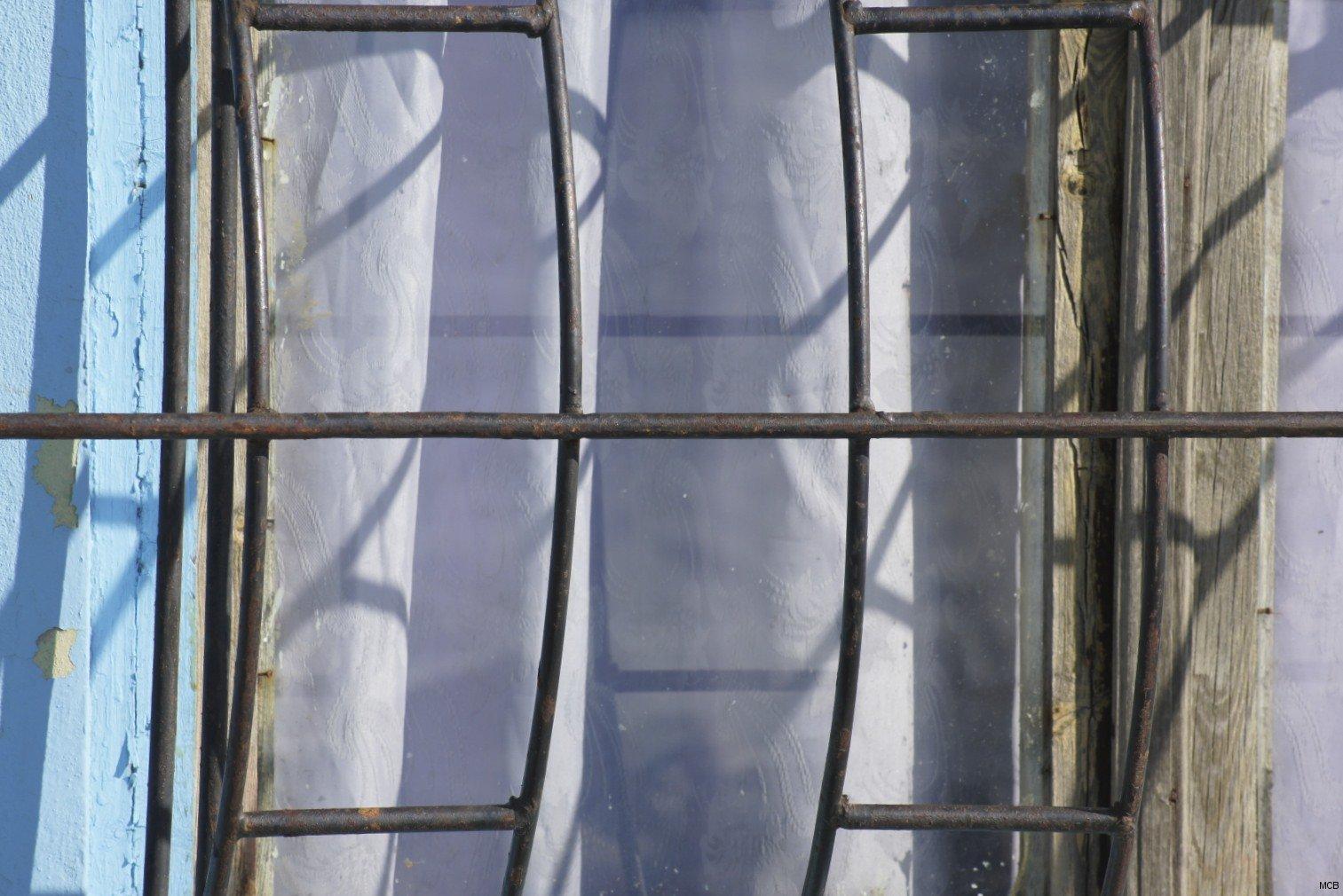 Fenêtre protégée