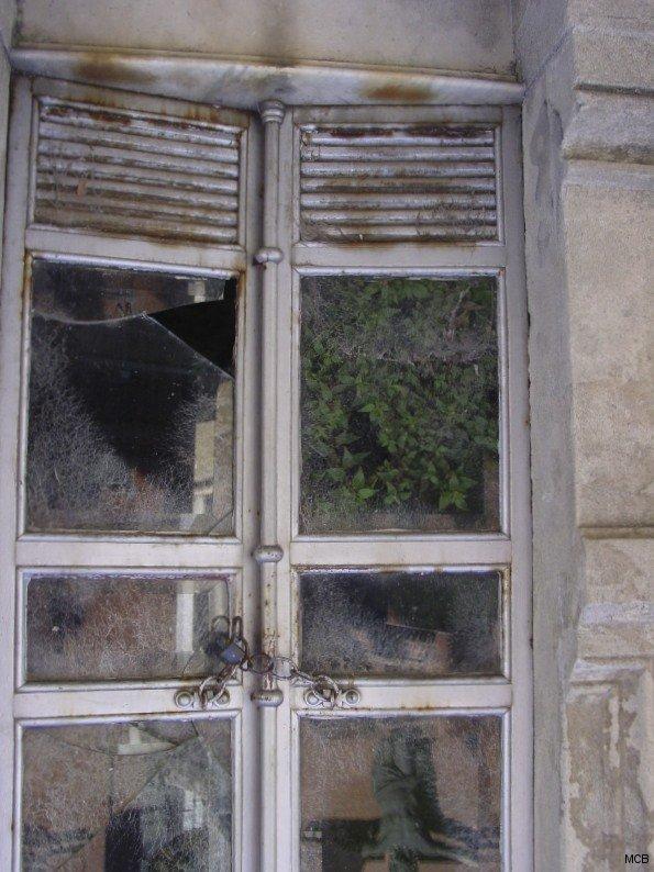 Fenêtre en tableau