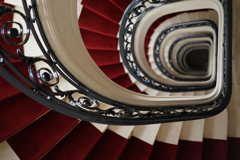 Escalier parisien (1)