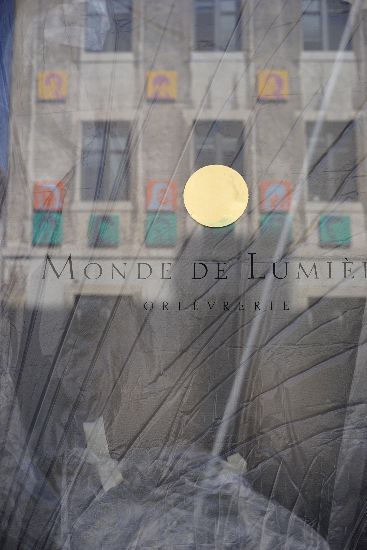 """""""Monde de lumière"""""""